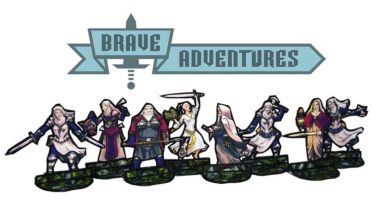 Sisterhood of The Blade - http://www.braveadventures.com/news/2015/01/14/sisterhood-blade/