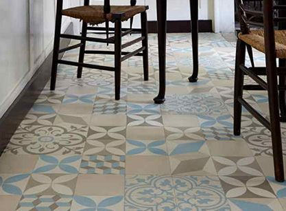 8 vinyl flooring designs that will fool your friends!