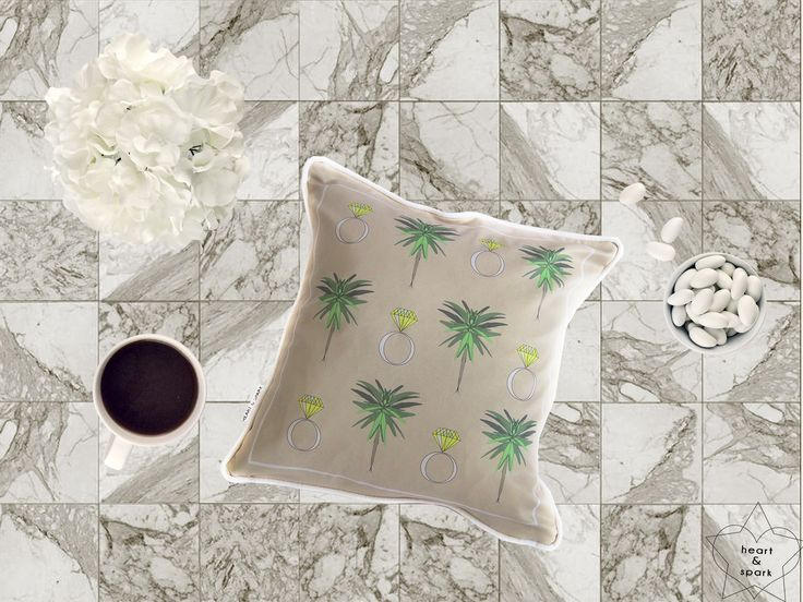✰The unique decorative pillows by Heart & Spark come in vibrant colors & fun prints, inspired by the magical land of California✰ Pin now view later!