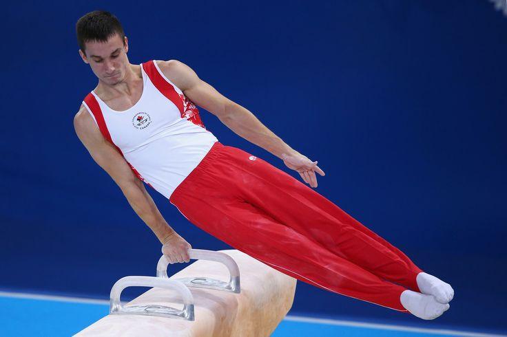 Anderson Loran in 20th Commonwealth Games: Artistic Gymnastics