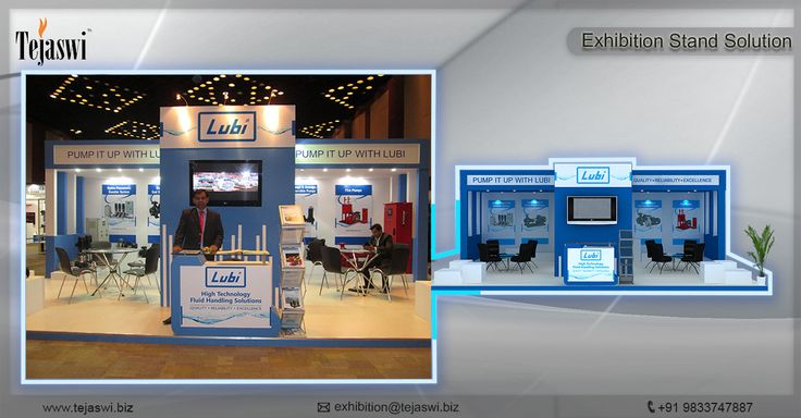 We are a leading company in Exhibition stall fabrication. We are known for providing cost effective solutions within given timelines.