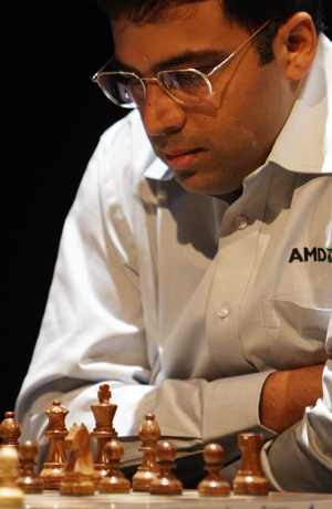 Viswanathan Anand beats Vladimir Kramnik to finish second in Zurich Chess