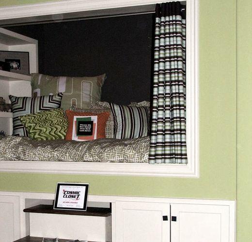 Κρεβάτια Στον Τοίχο Για Μικρά Δωμάτια