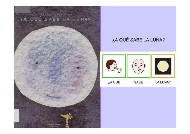 A Que Sabe La Luna (Pictos)