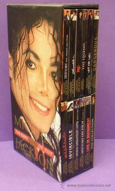 Michael Jackson - The King Of Pop - Box Set con 7 CDs + 3 DVD + Libro de fotografías - Foto 1