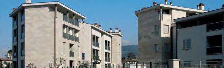 Fassaden Grolla gebürstet http//marmor.premiumstone.eu