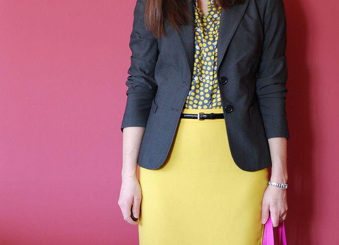 How to Dress Professionally for Your Body Type | Levo League | body image, fashion tips, office fashion, professional attire, wardro...