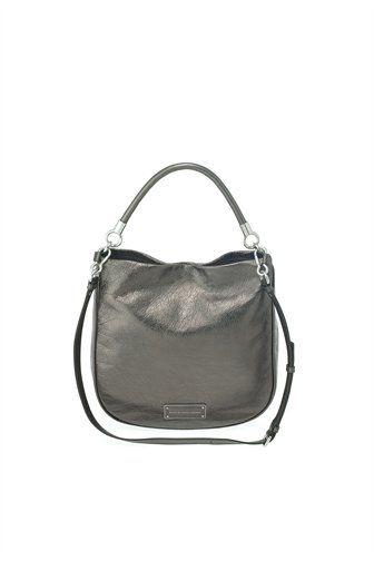 Too Hot To Handle Marc Jacobs Metallic Hobo bag