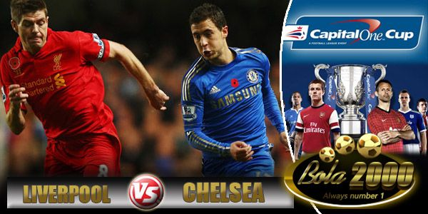 Prediksi Skor Bola Liverpool vs Chelsea 21 Jan 2015