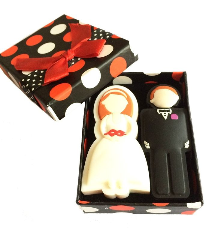 FEBNISCTE® Matrimonio-regali USB Flash Drive - un sposo e la sposa 8 GB: Amazon.it: Informatica