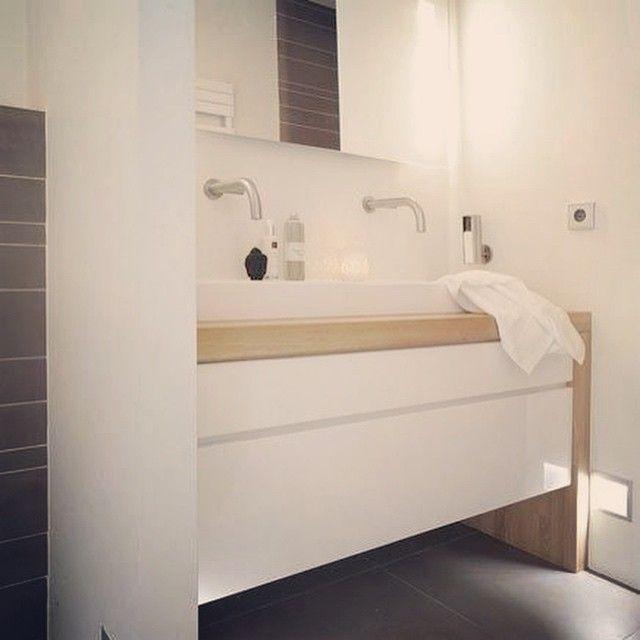 132 beste afbeeldingen van badkamer - Eigentijdse badkuip ...