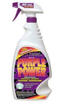 Purple power industrial strength cleaner degreaser this - Industrial strength bathroom cleaner ...