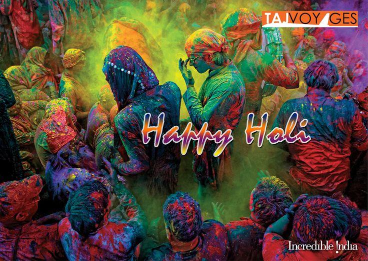 Holi.. Festival of Colours