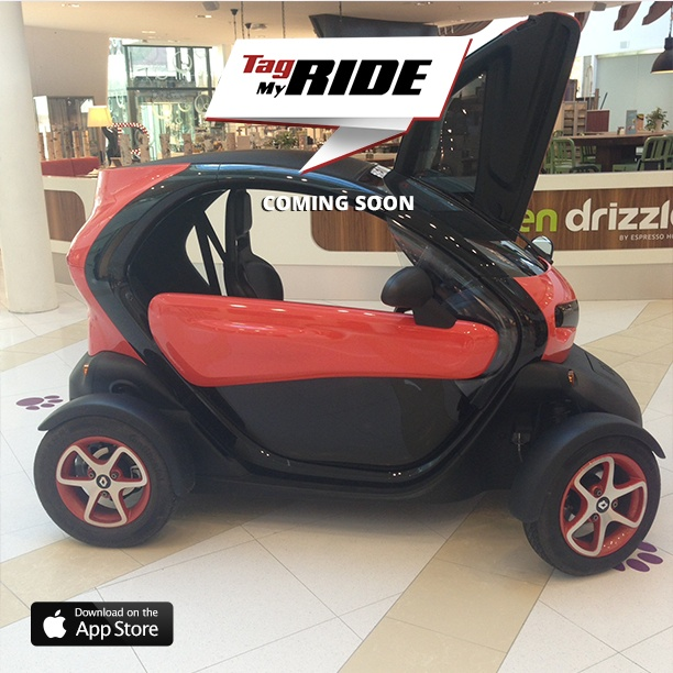 TagMyRide - Fancy for car enthusiasts and automotive industry Http://tagmyride.mobi