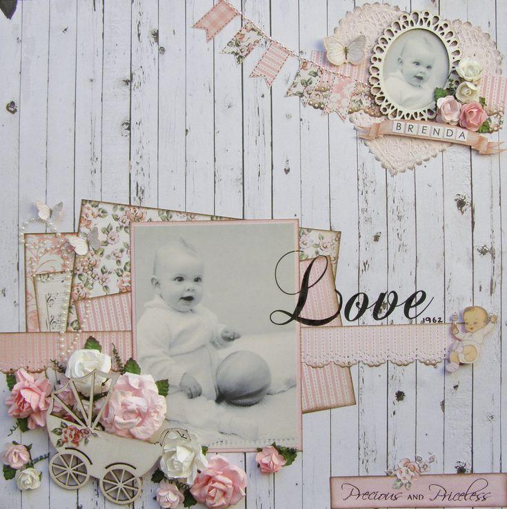 Love - Kaisercraft http://brendalcaldow.blogspot.com.au/