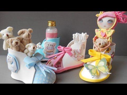 Fabriquer des décorations pour bébé, cadeau de naissance