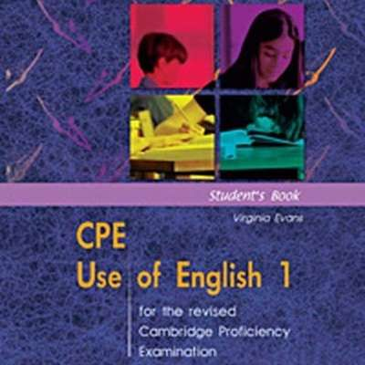 This course contains the fixed phrases from the 'CPE - Use of English' textbook