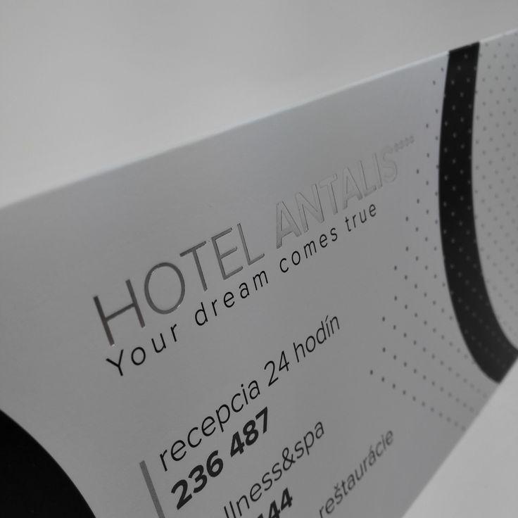Hotelový poukaz ANTALIS