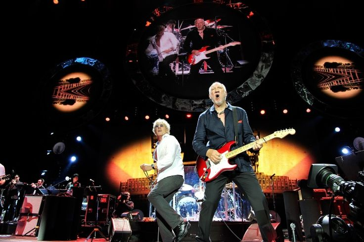 The Who | GRAMMY.comRocks Band, Greatest Rocks