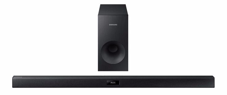 Samsung HW J355 2.1 CH Home Audio Speaker Sound bar Subwoofer Bluetooth TV New