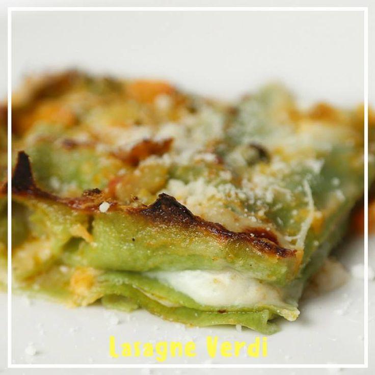 La pausa pranzo ti sembra sempre troppo corta? Goditi un break veloce e gustoso con le nostre lasagne verdi. Pronte in 2 minuti.  #ilmatterellopastafresca