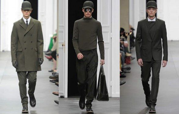 Trend FW 2013-2014: olive green