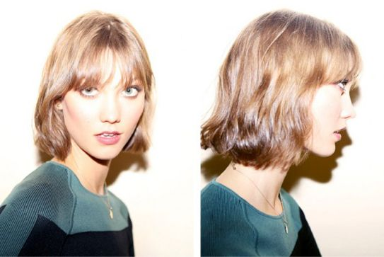 Karlie Kloss | 20 Models Who Prove That Short Hair Is Insanely Hot