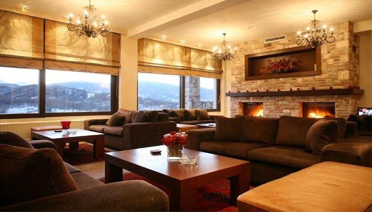Titagion Hotel στη Λίμνη Πλαστήρα μόνο με 109€!
