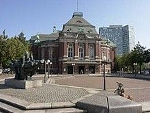C - Laeiszhalle (Musikhalle Hamburg)