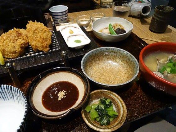 Pork Fillet Katsu ($27) at Yayoi
