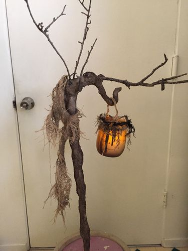Hi Everyone, I was pursuing the amazing PumpkinRot's photos and was totally inspired to try and make some of witch lights/swamp lights. I love the org