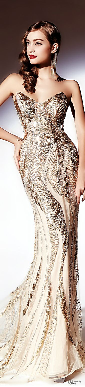 Dany Tabet ● Couture S/S 2014