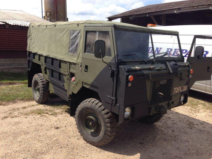 land rover 101 forward control | eBay