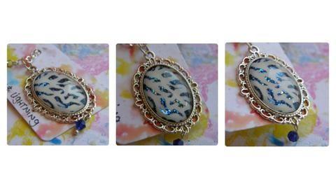 Gorgeous Necklace: 'Stars & Lightning'
