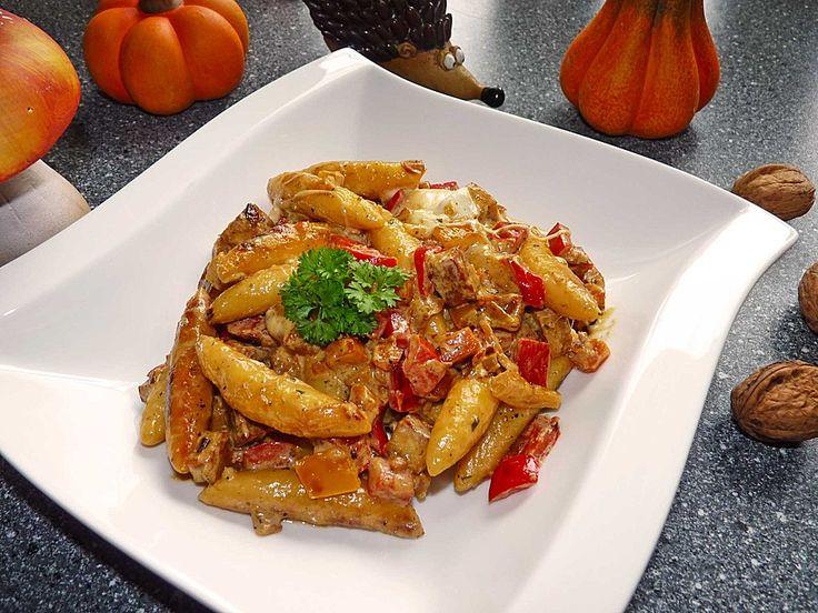 Schupfnudelpfanne mit Gemüse und Mozzarella, ein tolles Rezept aus der Kategorie Braten. Bewertungen: 328. Durchschnitt: Ø 4,3.