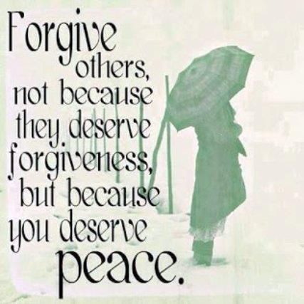 www.you should forgive your brother.com | forgive others not because they deserve forgiveness but because you ...