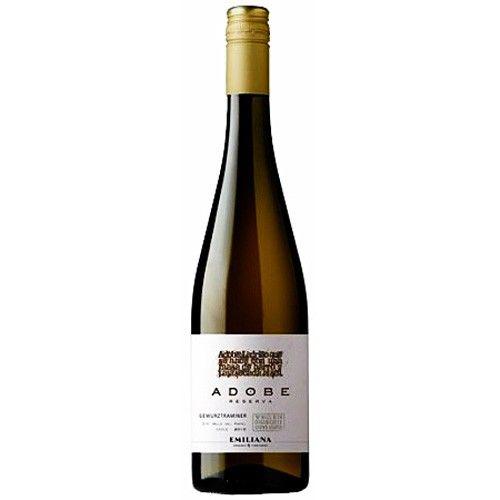 Emiliana Adobe Reserva Gewurztraminer 2014 – Chile: O nome da Uva parece um palavrão, mas esse branco orgânico, meio-seco é a pedida se o peru tiver um molho adocicado. Os sabores florais e cítricos do vinho ficarão em perfeita sintonia.