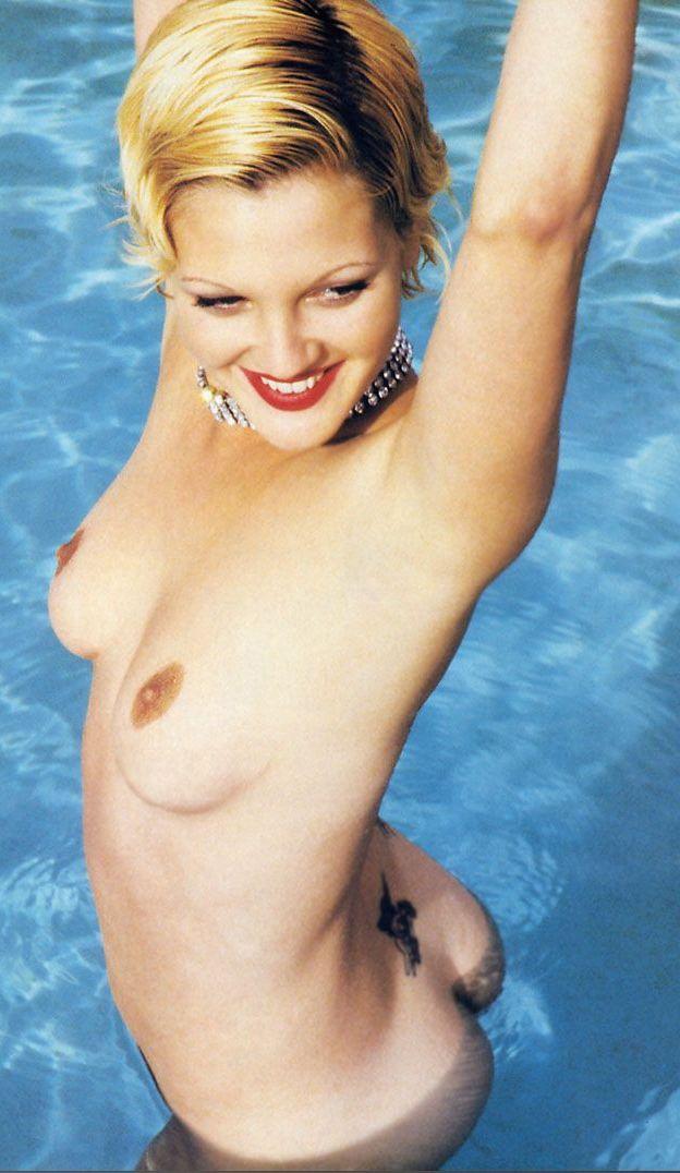 Female tv stars nudes