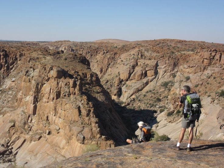 Arrow Point - Klipspringer Trail