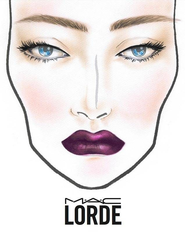 The young and super successful Lorde collaborates with MAC Cosmetics. Click for more.