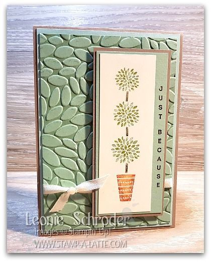 Vertical Greetings Free Tutorial for this Month's Marker Club from Leonie Schroder Independent Stampin' Up! Demonstrator Australia