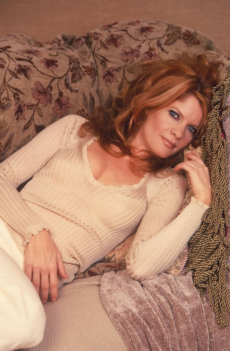 Michelle stafford ~ Phyllis  I will really miss her when she's gone.
