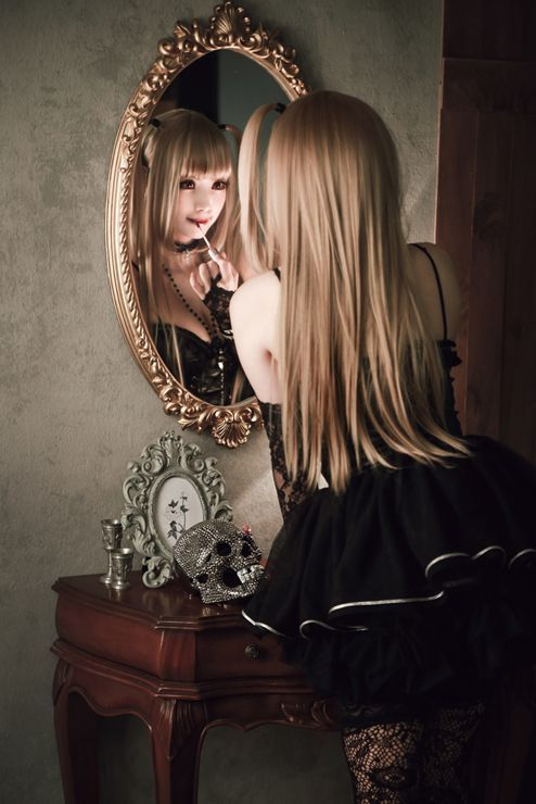 Cosplay: Misa Amane (Death Note) Coser: Lee Suho on WorldCosplay