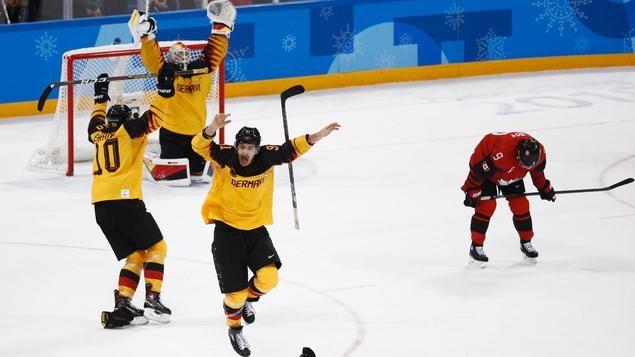 Im Olympia-Halbfinale schlägt Deutschland die Eishockeymacht Kanada mit 4:3. Es ist ein Märchen, das noch nicht zu Ende erzählt ist.