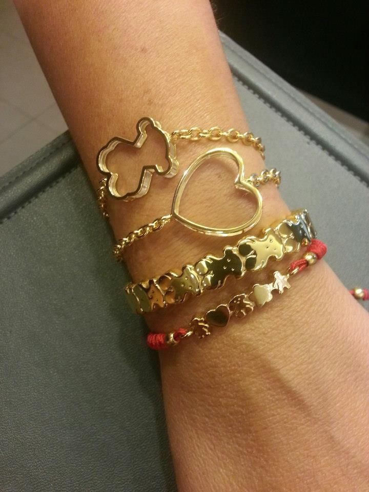 Tous jewelry.. Love