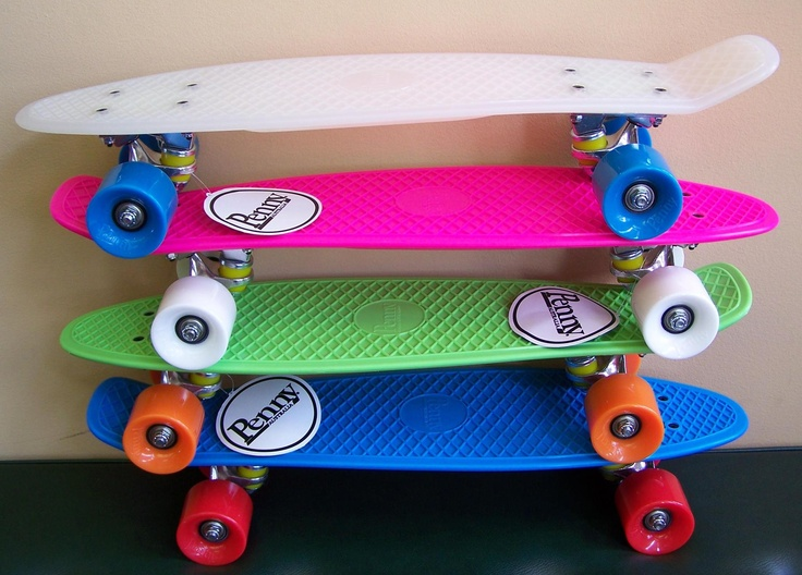 Penny Boards I really want to learn
