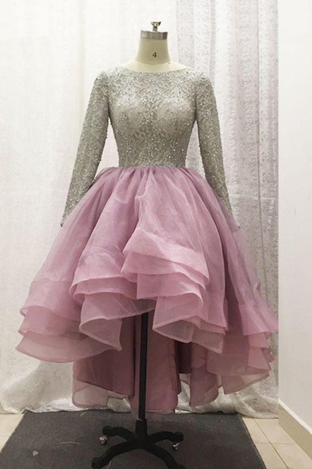 Long Sleeve Homecoming Dresses,Short Prom Dresses,Cocktail Dress,Homecoming Dress