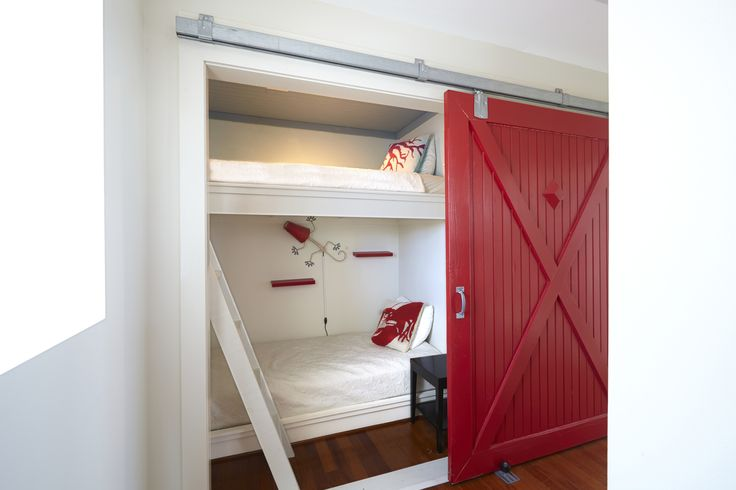 215 Best Bunk Rooms Images On Pinterest Bunk Rooms Bunk Beds And House Of Turquoise