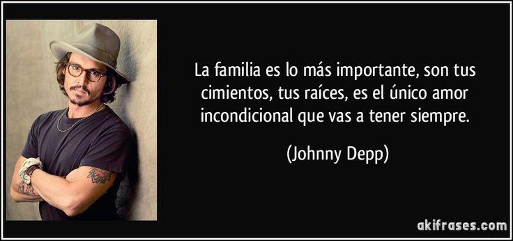 Frases De Amor Incondicional 3 A: La Familia Es Lo Más Importante, Son Tus Cimientos, Tus