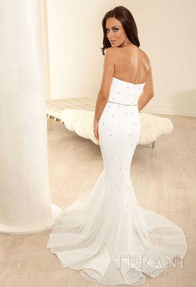Terani Couture P3121 Las Vegas Wedding Dress